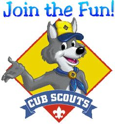 We had some great times with Cub Scouts.