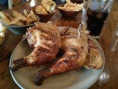Peri Peri Chicken @ Nando's,Delhi