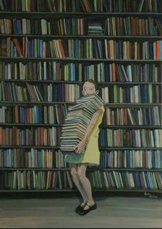 Katarzyna Oronska #biblioteques_UVEG