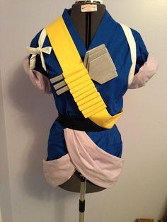 Ukyo Kuonji Ranma 1/2 Cosplay Costume by AshBoBash4 on Etsy, $60.00