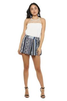 Darah Dahl Believe Shorts High Waisted Missguided Neon Wasted