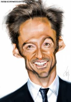 "Hugh Jackman ** The PopDot Artist ** Please Join me on the Twitter @Alabama Byrd & Be my Friend on the FaceBook --> http://www.facebook.com/AlabamaBYRD **  BIG BYRD HUGS & SMILES & PRAYERS TO EVERYONE IN NEED EVERYWHERE **  ("")< Chirp Chirp said THE BYRD http://www.facebook.com/AlabamaBYRD"