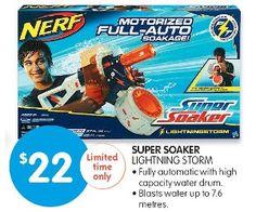 Super Soaker Lightning Storm