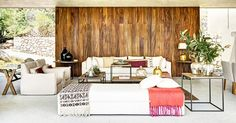 Our Favorite Transitional Rooms via @mydomaine