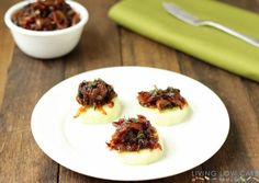 Onion and bacon jam #paleo #lowcarb #grainfree
