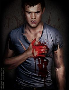 Jacob - Broken Heart - The Twilight Saga - Awesome Fan Art