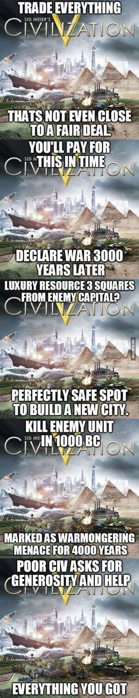 Civilization V Logic                                                                                                                                                                                 More