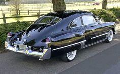 1949 Cadillac Sedanette.
