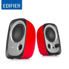 ==> [Free Shipping] Buy Best EDIFIER R12U Speaker Mini Portable Small Elevation Design Beautiful Bass Stress Computer High Quality Studio Monitor Online with LOWEST Price | 32792292675