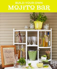 Nothing says summer like a mojito!