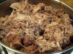 Chipotle Mexican Grill Copycat Recipes: Pork Carnitas