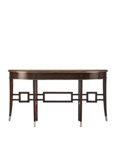 Shop Marquette Console from John-Richard Collection at Horchow, where you'll find new lower shipping on hundreds of home furnishings and gifts. Sideboard Furniture, Accent Furniture, Table Desk, Console Table, Console Cabinet, Home Furnishings, Luxury Homes, Interior Design, House Styles