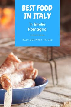 How to find some of the most unique foods in Italy! | Italy Travel | Italian Food | Emilia Romagna | Culinary Travel Blog