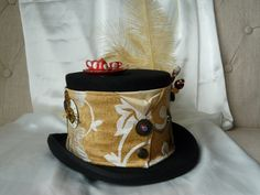Steampunk Top Hats - The Ratty Tat Afternoon Tea