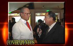 Carlos Rosso presents CONTRAPUNTOS TELEVISION 2015