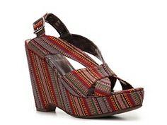 Crown Vintage Realm Wedge Sandal