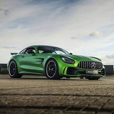 """AMG GT R """"The Beast of The Green Hell"""""""