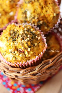 Muffins au potimarron1 misspat
