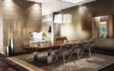 Archzine- e-zine d`architecture, design d 'intérieur - décoration Conference Room, Villa, Dining Table, Divider, Kitchen, House, Position, Furniture, Dimensions