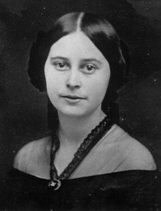 Half-sister of Mary Todd Lincoln, Emilie (Emily) Todd Helm Her husband was a Confederate General killed at the Battle of Chickamauga 1863. She moved to the White House to live with sister.