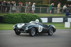 Frazer Nash Sebring 1971cc 1954 - Freddie March Memorial Trophy