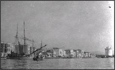 Salonika | Arrival in Salonika