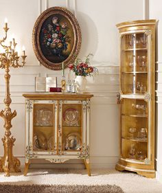 Italian Luxury Dining Room Wood Furnitureandrea Fanfani Italy New Corner Cabinets Dining Room Furniture Review