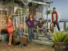 Check out the trailers for 'Malibu Country' starring Reba McEntire