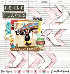 Going+places - Scrapbook.com