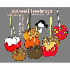 Degustar la Vida; Como el pan recién hecho, un tall caramel macchiato, Bagels con queso crema y el olor a caramelo quemado que recubre una manzana (de cuento) en un paseo de domingo... ¡Dulce sensación !Hoy toca un poco más de doooolce vita!! Eeeegunon mundo!!