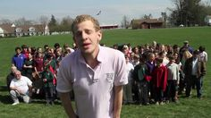 """CHECK IT OUT! The Kildonan School breaking our World Record for most people with a learning disability saying """"I'm LD and Proud To Be"""" at the same time!!"""