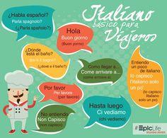 italiano basico para viajeros