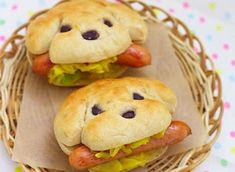 receta de perritos calientes para fiestas infantiles