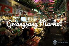 Gwangjang Market Seoul Places To Visit, Broadway Shows, Marketing