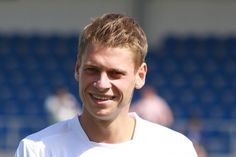 Polish soccer player Łukasz Piszczek who plays for the German #Bundesliga club #BorussiaDortmund as a right defender.