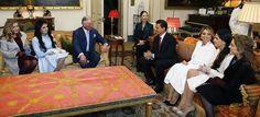 Peña Nieto viajó a Reino Unido con 200 personas: 'The Huffington Post' (nota y fotos) - Aristegui Noticias