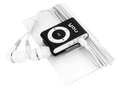 MP3 Player Clip 8GB - You Sound com as melhores condições você encontra no Magazine Raimundogarcia. Confira!