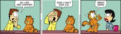 Garfield Comic Strip  for Oct/24/2014 on GoComics.com