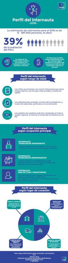 Perfil del Internauta 2016