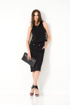 Tamara Mellon Fall 2014 Ready-to-Wear Fashion Show: Complete Collection - Style.com