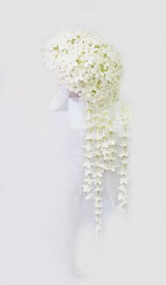 Inspirations from the Design Team of Preston Bailey - {Completly Beautiful - THE Wedding Flower - Stephanotis with crystal centers. I can make this for you, ItheriasWeddings@aol.com }