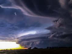 "Top 10 Weather Photographs: 3/27/2015 ""Oklahoma Storms Return With a Vengeance"" – Oklahoma storms today."