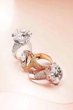 Swarovski Rings. #sparklethat
