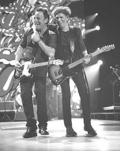 Show a little faith, there's magic in the night, Bruce and Keef