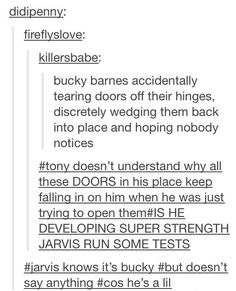 JARVIS RUN SOME TESTS
