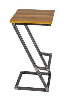 Custom Made Wood And Steel Barstool Welded Furniture, Industrial Design Furniture, Iron Furniture, Steel Furniture, Home Decor Furniture, Metal Bar Stools, Iron Decor, Metal Fabrication, Bar Chairs