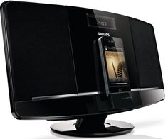 Philips Micro Music System Dock for iPod/iPhone