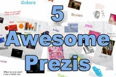 5 Awesome Prezis And 5 Ways To Use Them In Your Digital Classroom#Repin By:Pinterest++ for iPad#