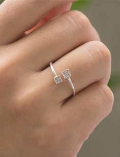 Longway Sterling Silver Ring