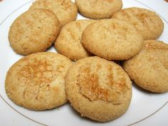 These delicious cinnamon sugar cookies are easy to prepare. Perfect for tea time or with a glass of milk.